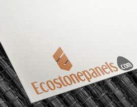 Nro 14 kilpailuun Logo for Ecostonepanels.com käyttäjältä Avinavkr