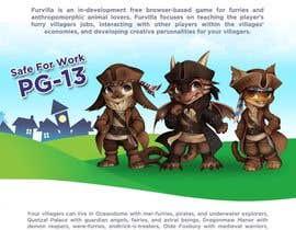 #4 for Design a Flyer for online game af korneliusdesigns