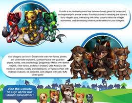 #8 for Design a Flyer for online game af carlosramos