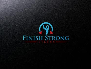 #277 for Design a Logo for Finish Strong Fitness (fitness company) by imadnanshovo