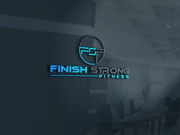 #227 for Design a Logo for Finish Strong Fitness (fitness company) by Crativedesign