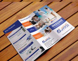 #16 for Redesign a Tri-Fold Business Brochure by stylishwork
