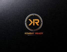 #156 for Kombat Ready Westling Logo Design by senimanmelayu