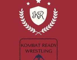 #4 for Kombat Ready Westling Logo Design by nurshadiaashikin