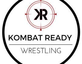 #14 for Kombat Ready Westling Logo Design by nuramirarosli599