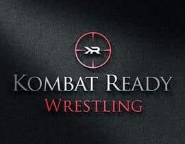 Nro 174 kilpailuun Kombat Ready Westling Logo Design käyttäjältä dksagor010