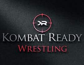 Nro 175 kilpailuun Kombat Ready Westling Logo Design käyttäjältä dksagor010