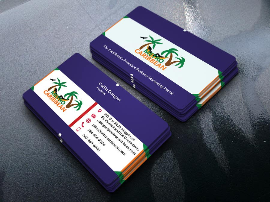 Proposition n°342 du concours Design some Business Cards