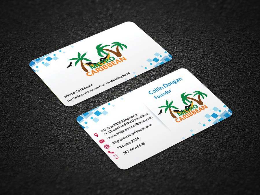 Proposition n°347 du concours Design some Business Cards
