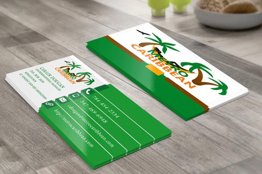 Proposition n°201 du concours Design some Business Cards