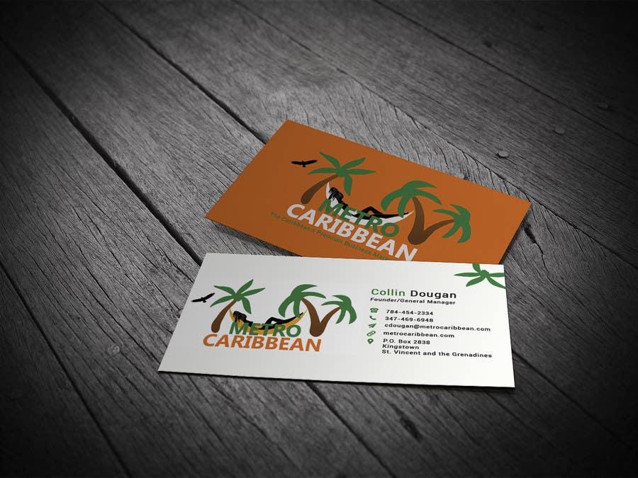 Proposition n°123 du concours Design some Business Cards