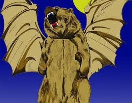 #20 para Illustrate Gargoyle/Bear de Raymondbrumant