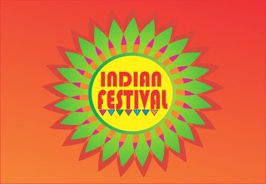 Proposition n°1 du concours create a logo/brand for a festival