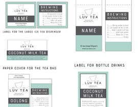 nº 17 pour Tea Packging design par lounzep