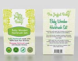 Nro 52 kilpailuun Design Logo and Gift Box for baby brand käyttäjältä rashidabegumng