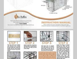 #10 for Design an Instruction Manual by maidang34