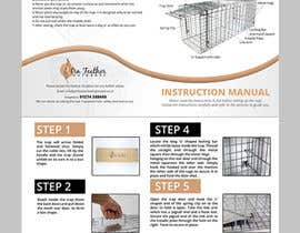 #12 for Design an Instruction Manual by maidang34