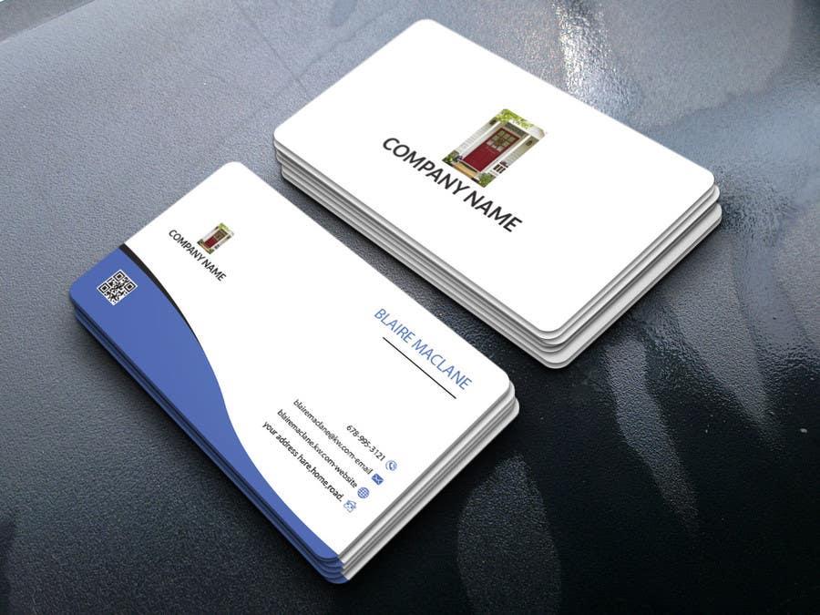 Proposition n°33 du concours Business Card/logo Design