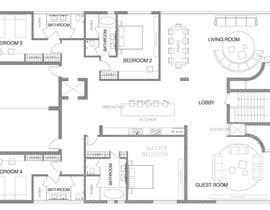 nº 55 pour Improving Floor Plan par CCEARC
