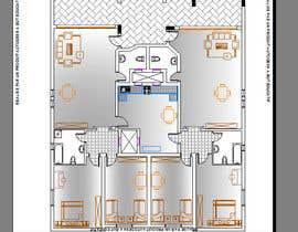 nº 56 pour Improving Floor Plan par merabtimed88