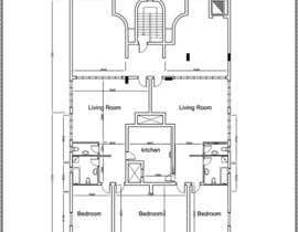 nº 10 pour Improving Floor Plan par AhmedAbdulqader