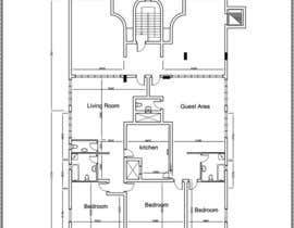 nº 17 pour Improving Floor Plan par AhmedAbdulqader
