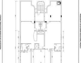 nº 16 pour Improving Floor Plan par enghayamsaid