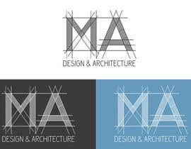 nº 51 pour Diseñar un logotipo para empresa de diseño arquitectónico par AlbertMc