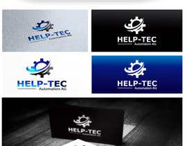 #76 for Logo Design for HELP-TEC Automation AG by madcganteng