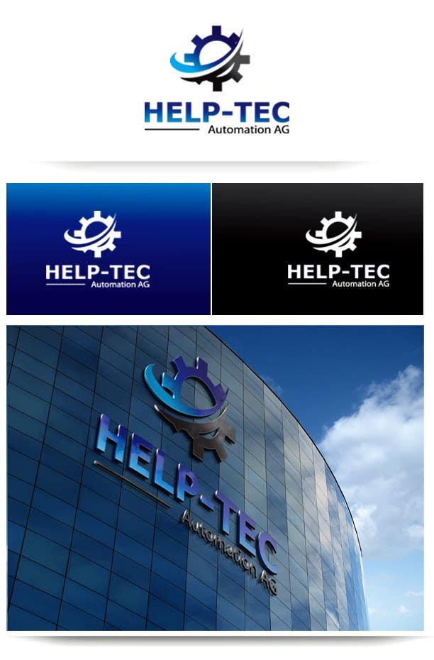Inscrição nº                                         78                                      do Concurso para                                         Logo Design for HELP-TEC Automation AG
