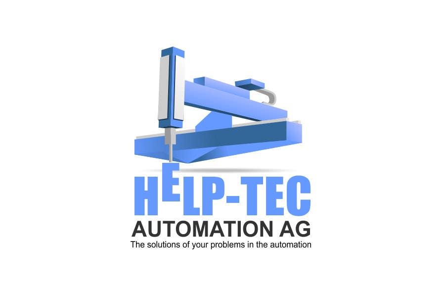 Inscrição nº                                         31                                      do Concurso para                                         Logo Design for HELP-TEC Automation AG