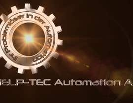 #4 para Logo Design for HELP-TEC Automation AG por blend4design