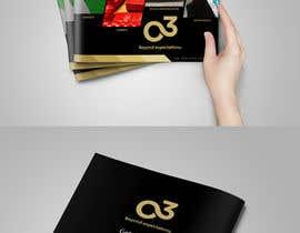 #56 for Corporate Identity & Brand book of o3 by patricashokrayen