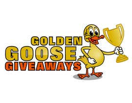 #19 for Golden Goose Giveaways Illustrated Logo by jaywdesign