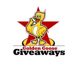 nº 20 pour Golden Goose Giveaways Illustrated Logo par jaywdesign