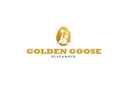 #49 for Golden Goose Giveaways Illustrated Logo by logoart5