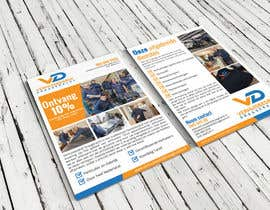 #80 for Flyer Design + Business Cards by rizoanulislam