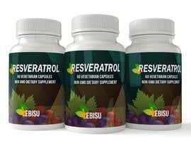 nº 140 pour Logo and Bottle Label Design for Vitamin Supplement par jlangarita