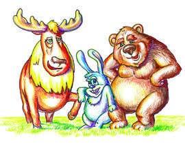 nº 15 pour Children's Illustrator! par abudaby
