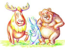 nº 16 pour Children's Illustrator! par abudaby