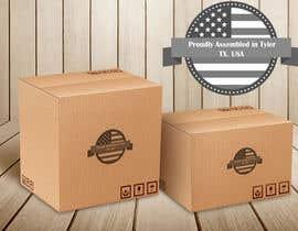 nº 44 pour Packaging Label Logo par whyssonstudio