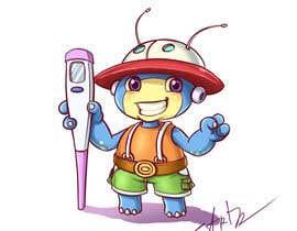 nº 18 pour Design a Cute Mascot par zuart