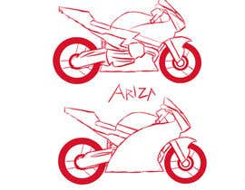 #12 for Illustrate Game Character and Motorcycle (2D) by ArsyaVeranda