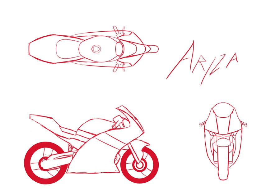 Proposition n°16 du concours Illustrate Game Character and Motorcycle (2D)
