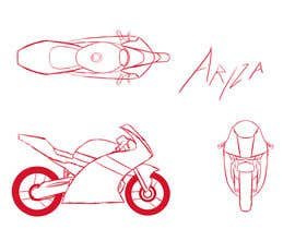 #16 for Illustrate Game Character and Motorcycle (2D) by ArsyaVeranda