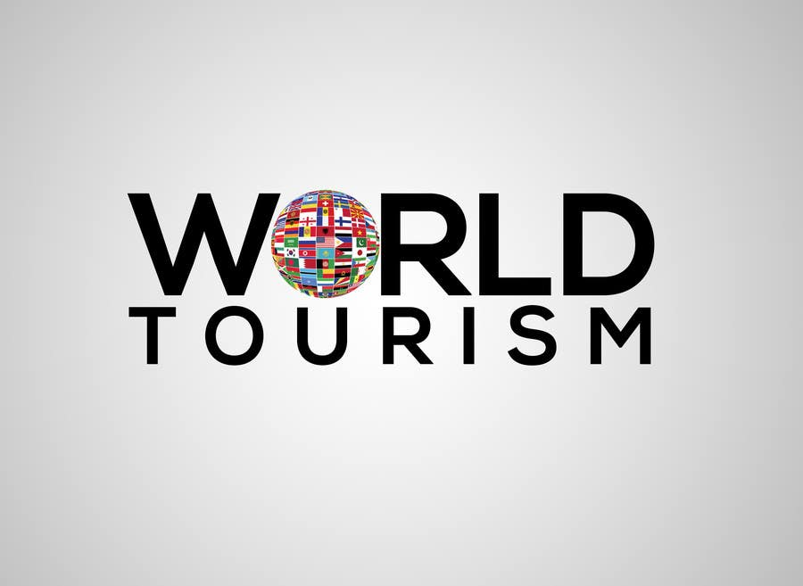 Proposition n°4 du concours NEW GLOBAL BRAND - Design a Logo for World Tourism