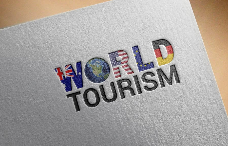 Proposition n°35 du concours NEW GLOBAL BRAND - Design a Logo for World Tourism