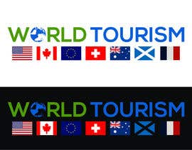 #132 for NEW GLOBAL BRAND - Design a Logo for World Tourism by ibed05