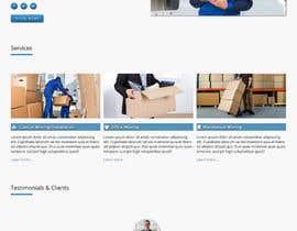 nº 3 pour Build a website for moving company par antlogist
