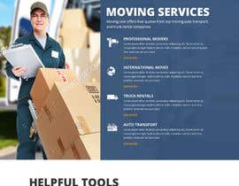 #13 for Build a website for moving company by saidesigner87
